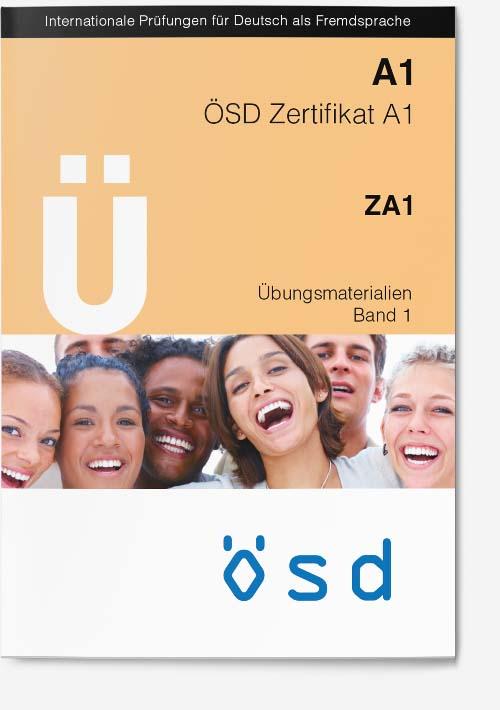 ÖSD ZA1 Übungsmaterialien