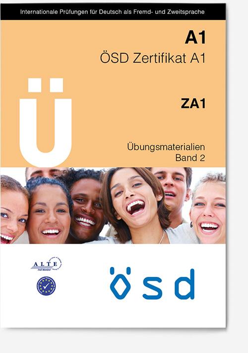 ÖSD ZA1 Übungsmaterialien Band 2